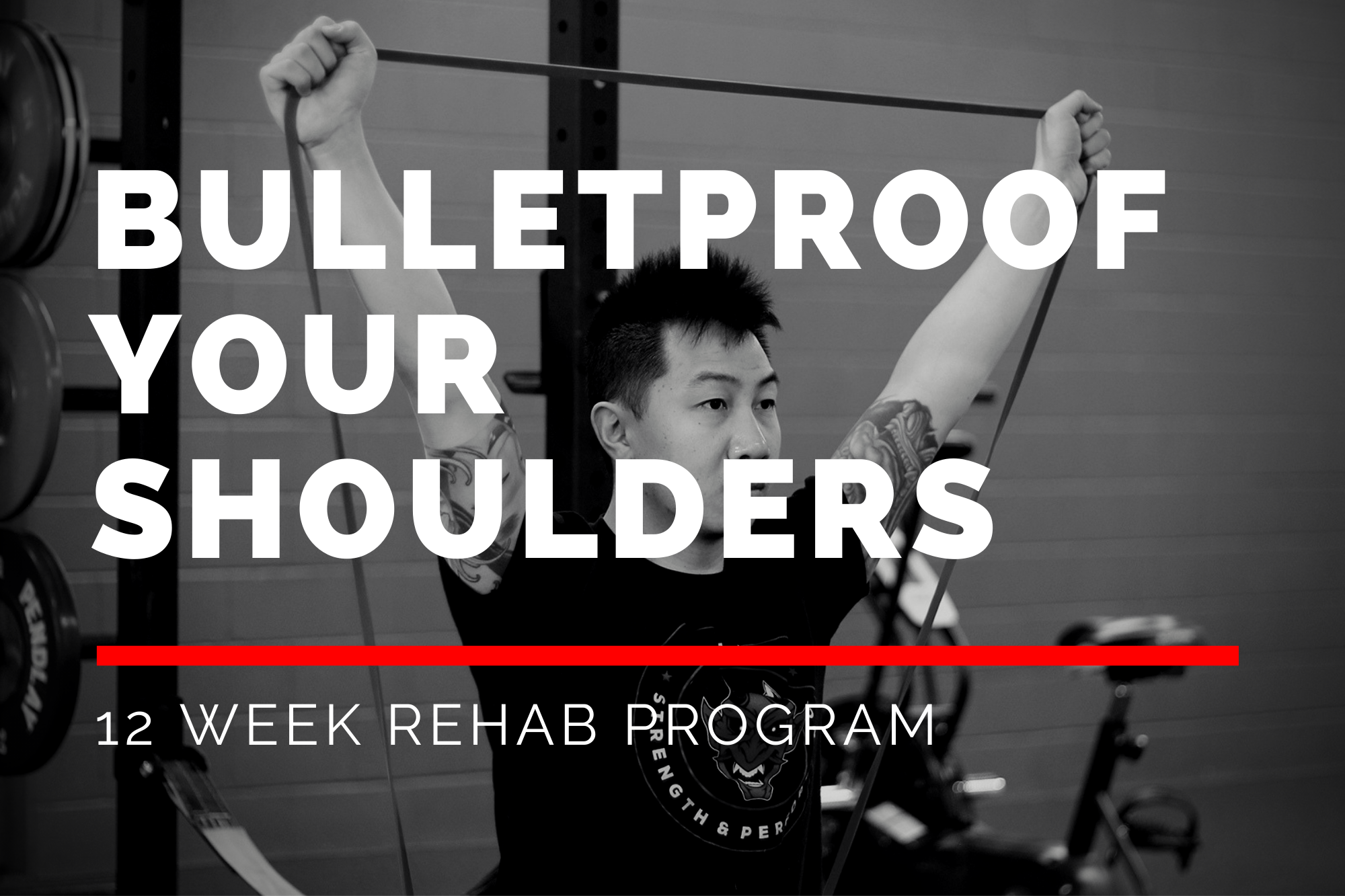 Bulletproof your Shoulders